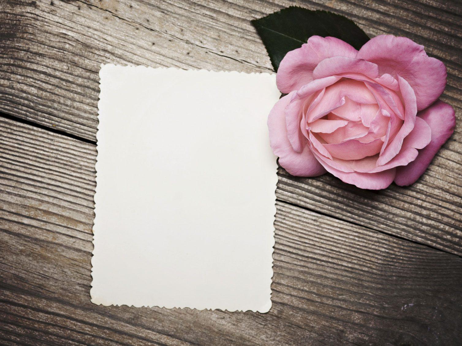 5. «Fabriquez» vos invitations