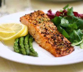 7. Saumon et autres poissons gras