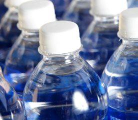 9. Apportez des bouteilles d'eau