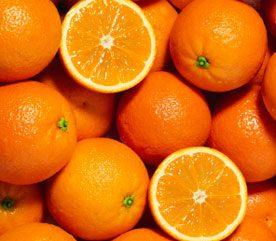 2. Mangez une orange tous les matins