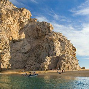 4. La Playa del Amor à Cabo San Lucas au Mexique