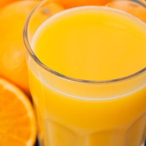 4. Buvez beaucoup de jus d'orange