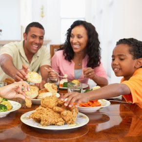 Les rituels autour du souper