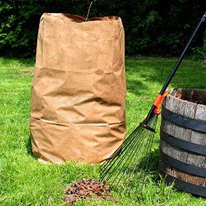 2. Maintenir un sac ouvert