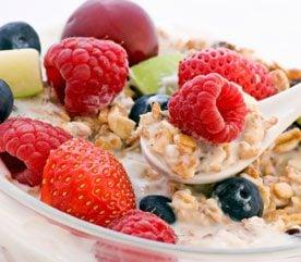 2. Consommez des aliments riches en fibres