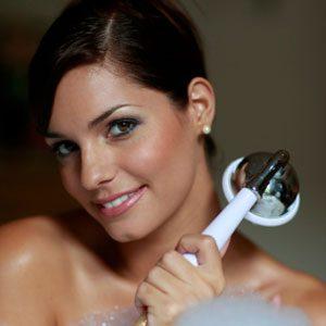 1. Évitez les longues douches à l'eau bouillante
