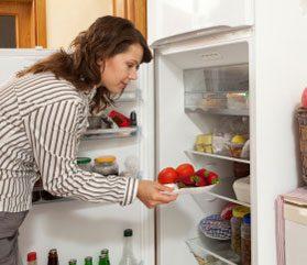 5. Faites attention aux aliments congelés