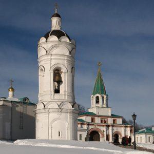 9. Le domaine royal de Kolomenskoïe