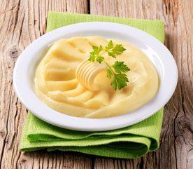 2. Faites une purée de pommes de terre santé