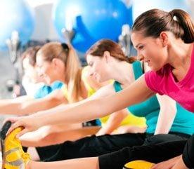 2. Faites de l'exercice pour prévenir le stress