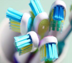 5. Remplacez régulièrement votre brosse