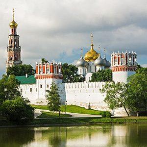 8. Le couvent de Novodievitchi