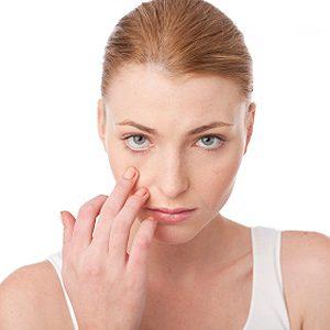 2. Vérifiez si votre peau est sèche