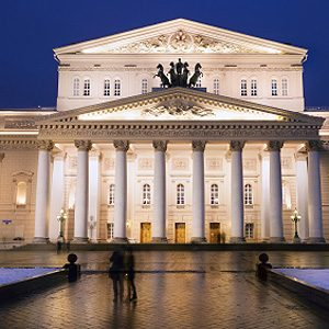 5. Le théâtre Bolchoï