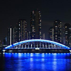 5. Le fleuve Sumida