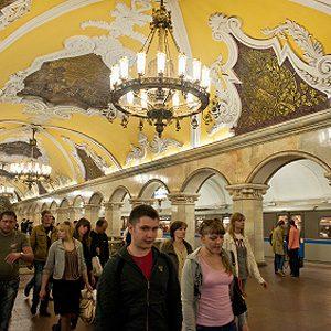 7. Les stations de métro