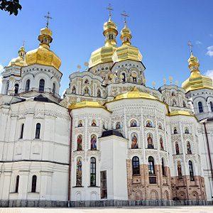 3. La cathédrale de la Dormition (ou de l'Assomption)