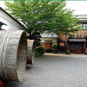 10. Le musée du saké Gekkeikan, au Japon