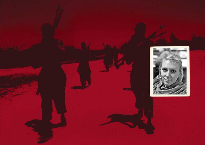 Enlevée en Somalie et retenue en otage pendant près de 100 jours
