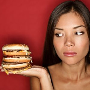 6. Trop manger