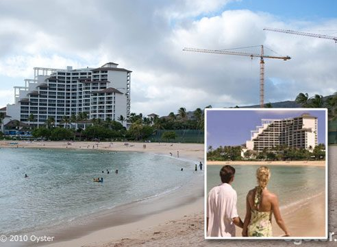 7. Le JW Marriott Ihilani à Hawaii