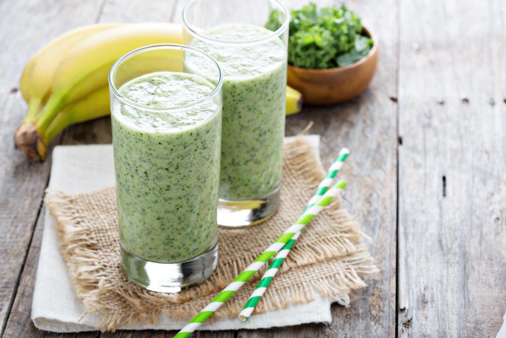 Le goût délicieux du kale