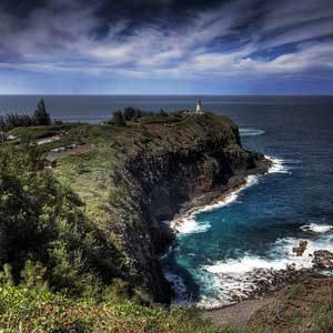 2. Réserve faunique de la pointe de Kilauea et phare
