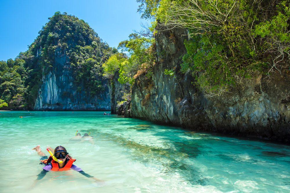 Krabi, Thaïlande: un voyage de rêve tout indiqué pour oublier l'hiver!