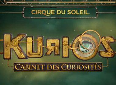 Cirque - Le Cirque du Soleil de retour en ville