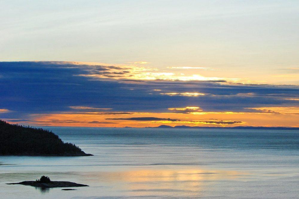 Roulez de La Baie, au Saguenay, à Baie-Saint-Paul, au Québec