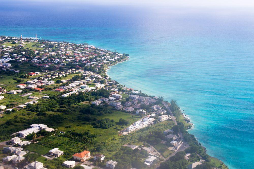 La Barbade.
