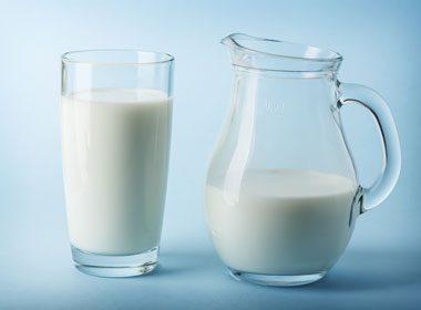 Meilleur choix: Du lait faible en gras