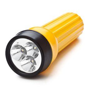 2. Lampe de poche