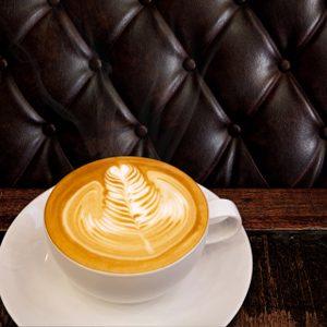 4. Café au lait maison