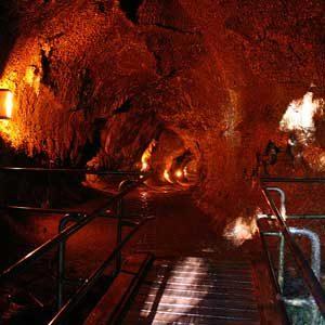 7. Tunnel de lave de Thurston