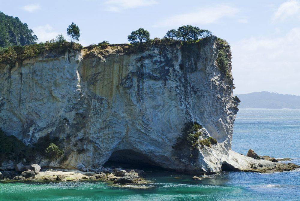 6. Circuit de plongée libre de la baie Gemstone, Nouvelle Zélande
