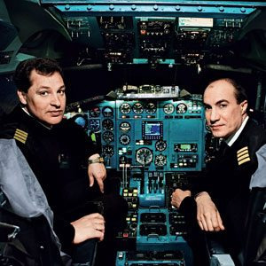 Le vol 516 ne répond plus...