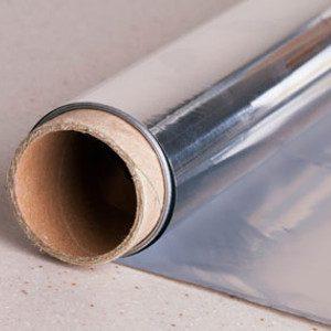 Le papier d'aluminium repousse les insectes