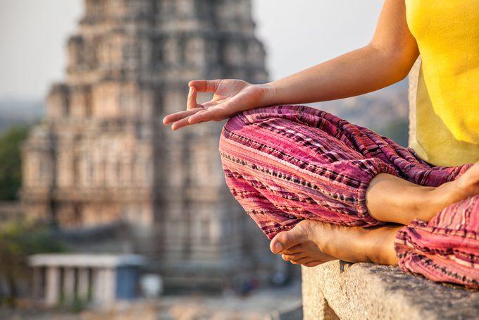 Yoga : 4 leçons de vie apprises lors d'un séjour en Inde