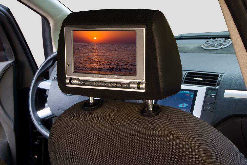 Choisir le type de lecteur DVD pour la voiture