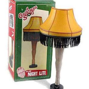 Lampe de chevet sur une jambe
