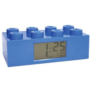 1. Réveil-matin Lego