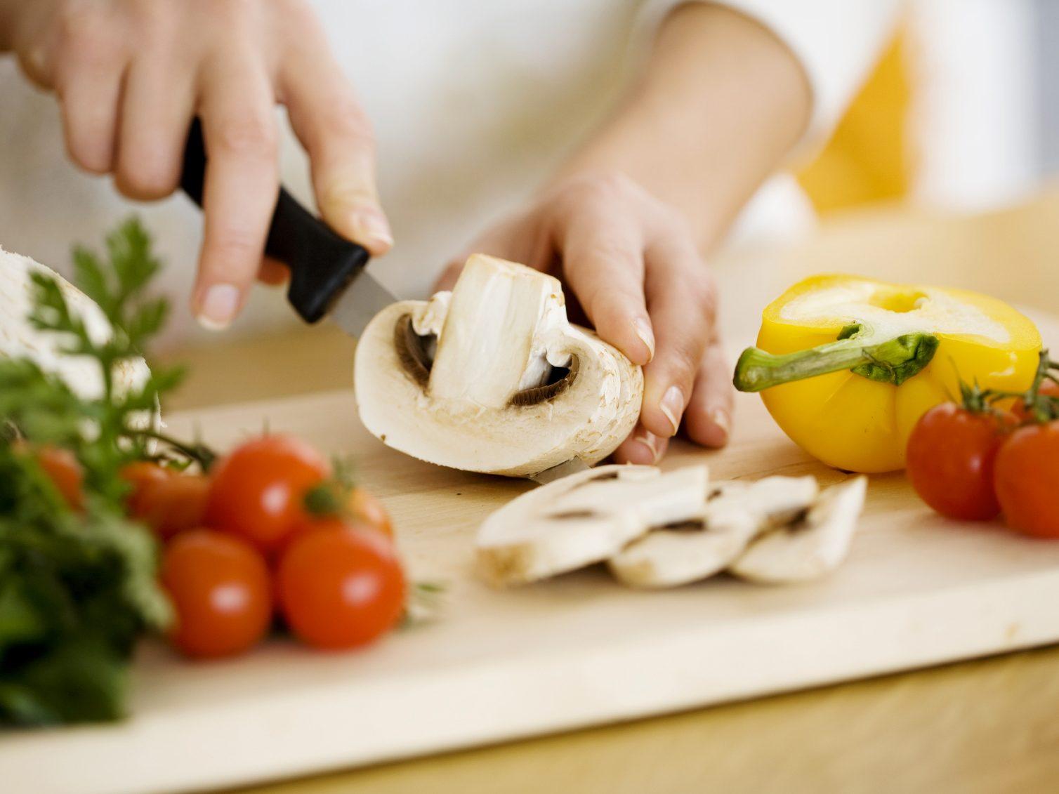 Manger les portions de fruits et légumes recommandées