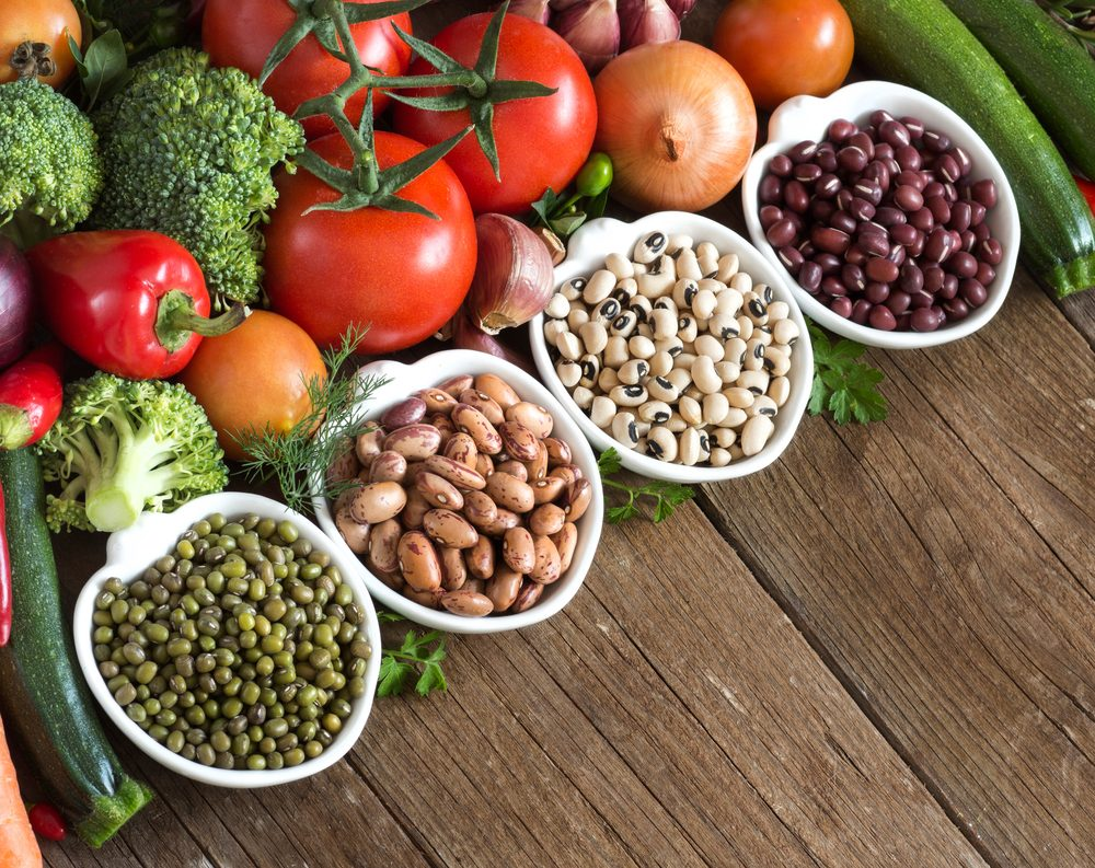 2. Légumes et légumineuses
