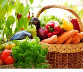 Célébrés soient les légumes