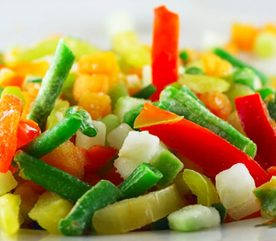 3. Fruits et légumes