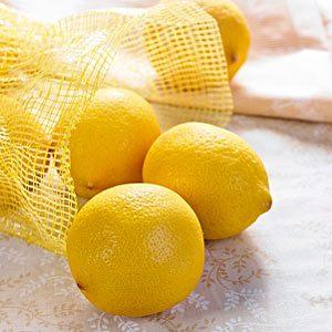 4. Le citron