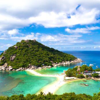 Les 10 meilleurs endroits au monde pour nager