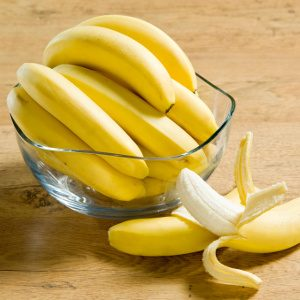 Les pelures de bananes sont les meilleures amies du rosier