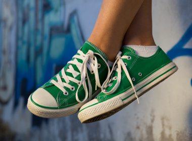 Chaussures astucieuses